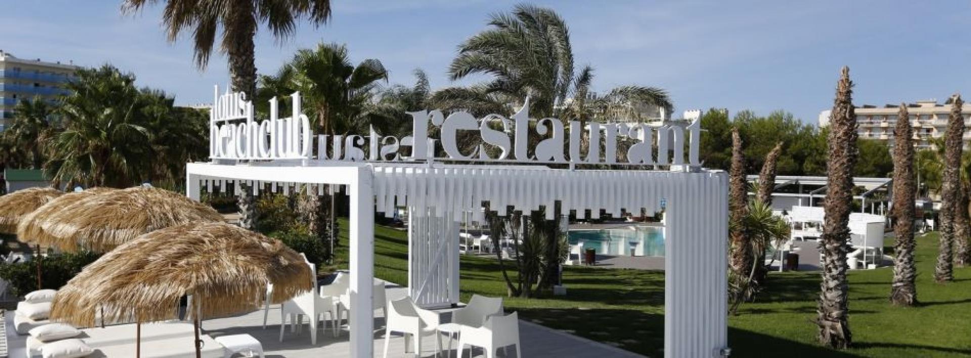 Hotel Gran Palas Spa & Beach Resort *****
